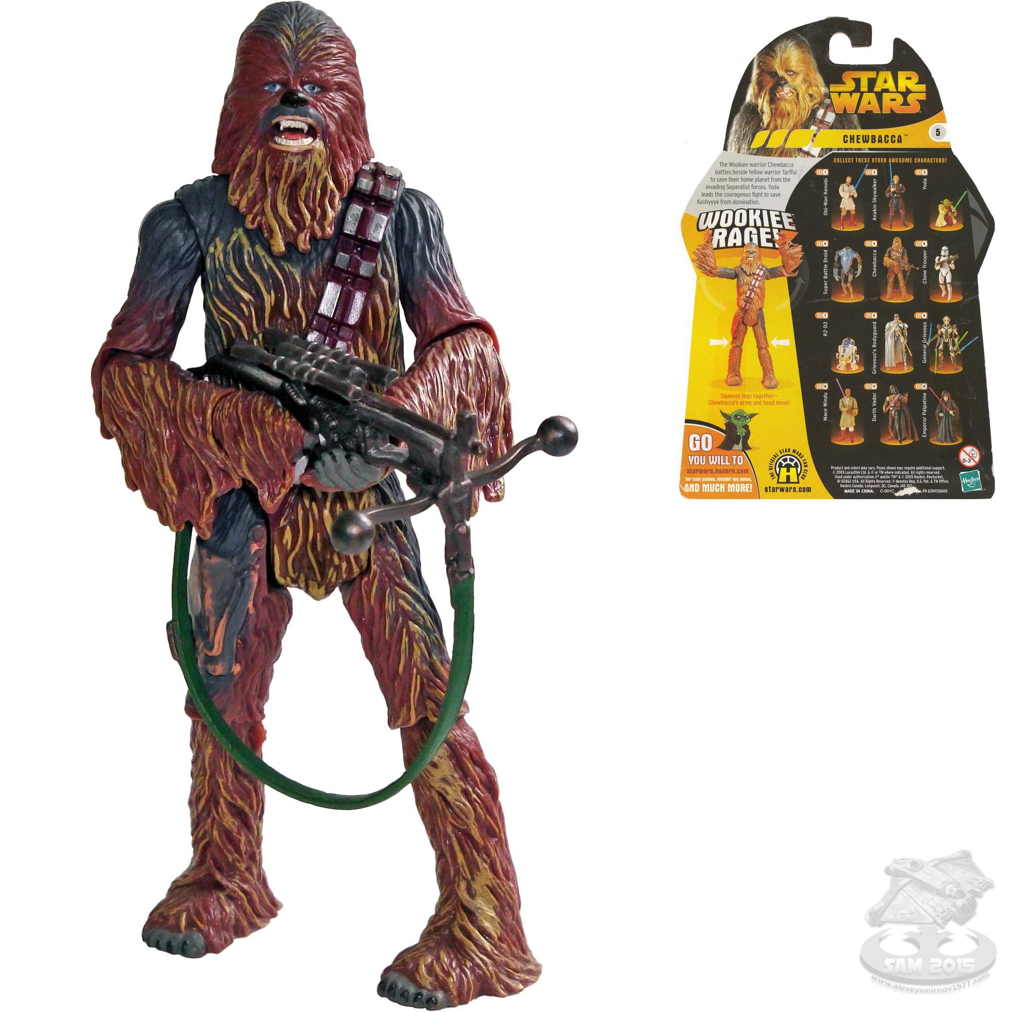 Hasbro Star Wars Wookie 85173